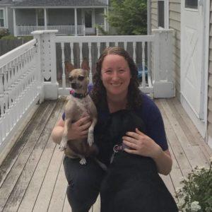 BlueDog Dog Walker Sarah