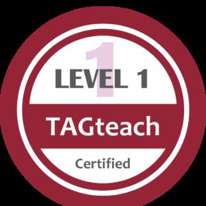 Level 1 TAGteach